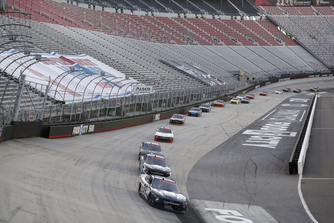 AUTO RACING: Auto Racing Glance