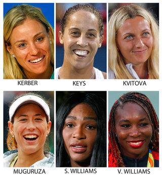 US Open Tennis Womens Capsules