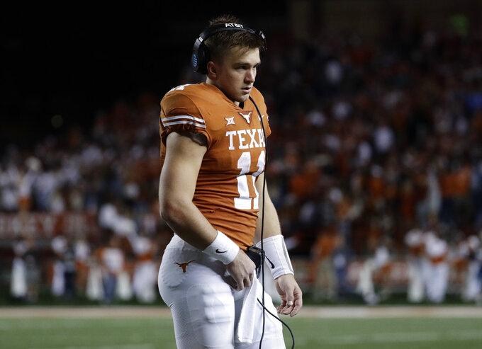 No. 13 Texas defense smothers No. 18 Iowa State 24-10