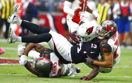 Buccaneers Cardinals Football