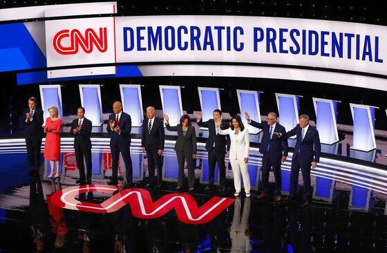 Election 2020 Democrats