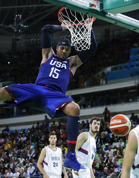 Rio Olympics Basketball Men