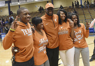 Signing Day Texas Football