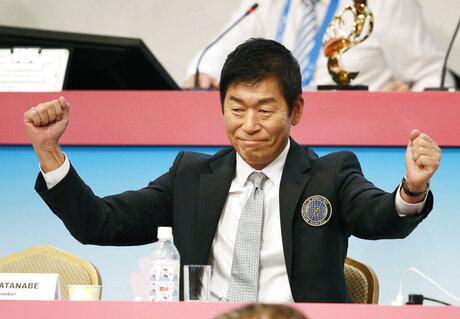 Japan Gymnastics Federation President
