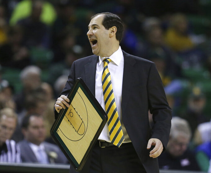Kegler, Mason help Baylor top Alabama 73-68 in SEC/Big 12