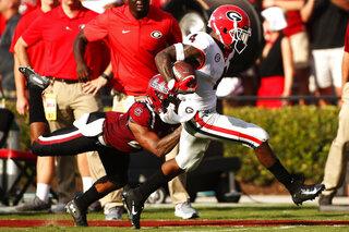Georgia South Carolina Football
