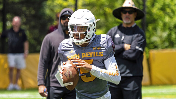 ASU expects Kent State to focus on pressuring freshman QB