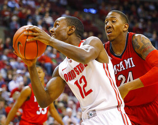 Miami Ohio State Basketball