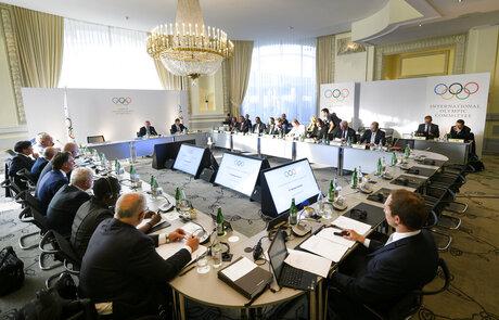 Switzerland Olympic Doping Summit
