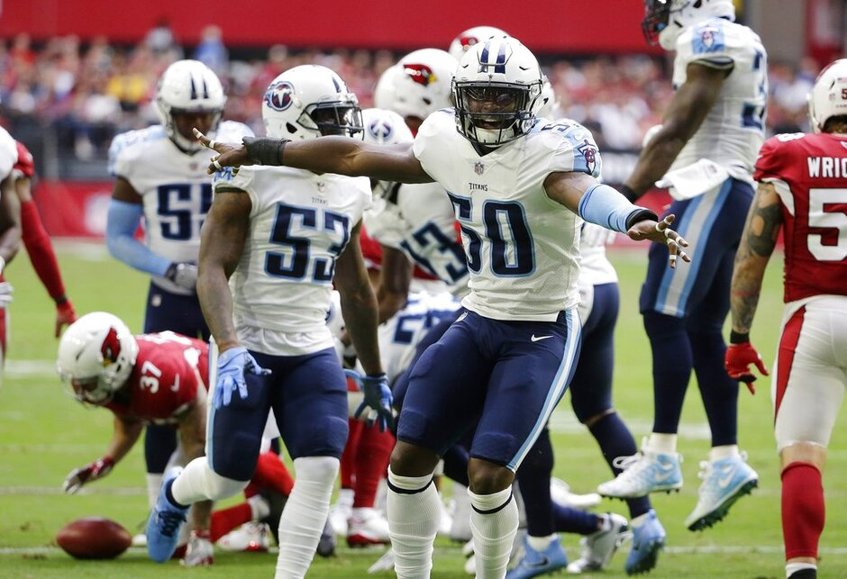 Titans Cardinals Football
