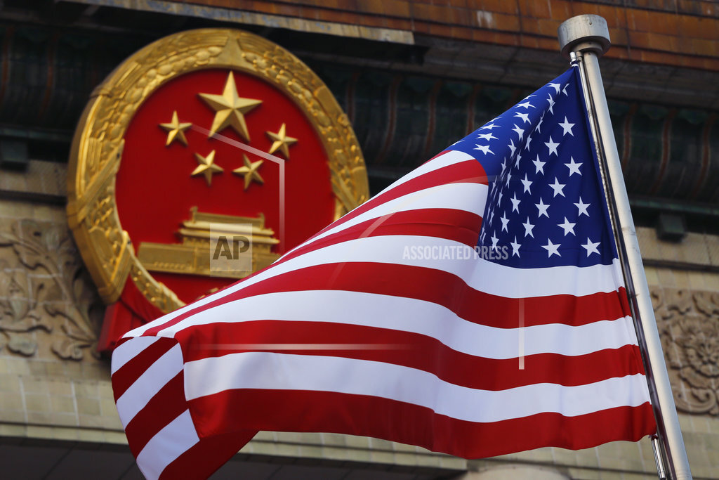 China US Nuclear Weapons