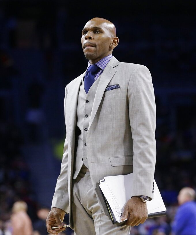 Vanderbilt hires Grizzlies assistant Jerry Stackhouse
