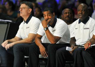 UConn Gonzaga Basketball