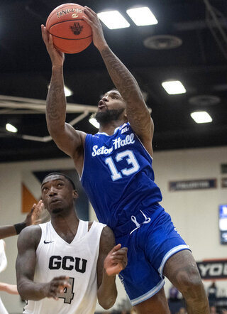 Seton Hall Grand Canyon Basketball