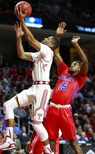 NIT Louisiana Tech Temple Basketball