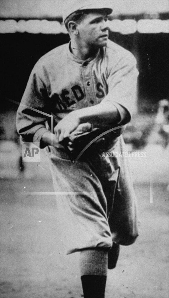 Associated Press Sports Massachusetts United States BABE RUTH
