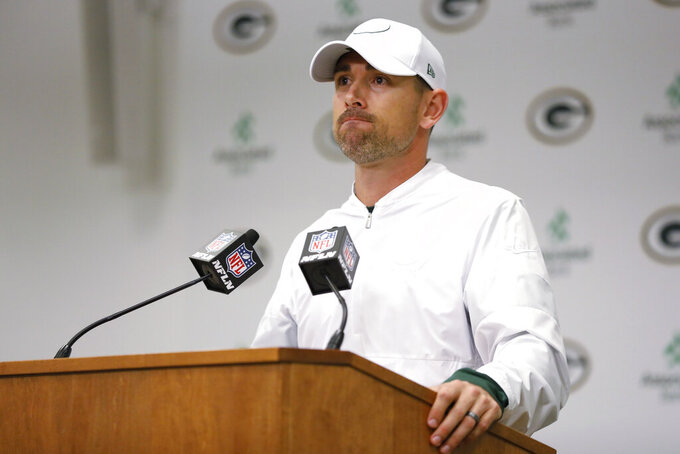 Matt LaFleur gets first taste of defeat as Packers coach