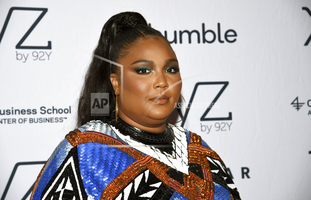 Lizzo in Conversation at 92Y