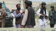 AF Taliban Soldiers Kabul