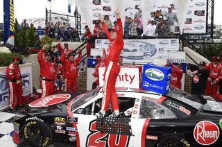 NASCAR Dover Xfinity Auto Racing