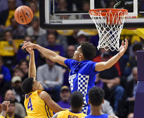 PJ Washington, Skylar Mays