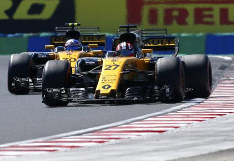 Hungary F1 GP Auto Racing