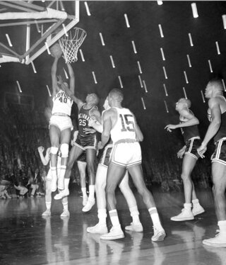 AP Was There-1963 Loyola Chicago Basketball