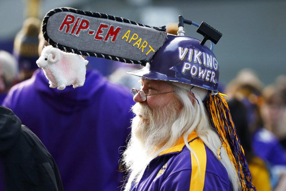 Rams Vikings Football