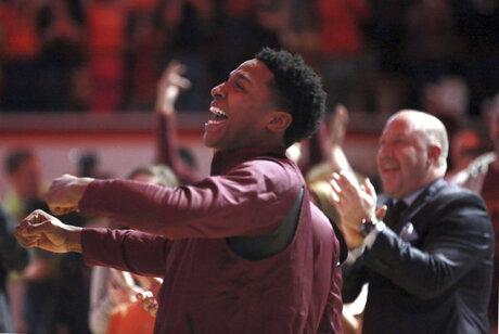 NCAA Tournament Virginia Tech Basketball