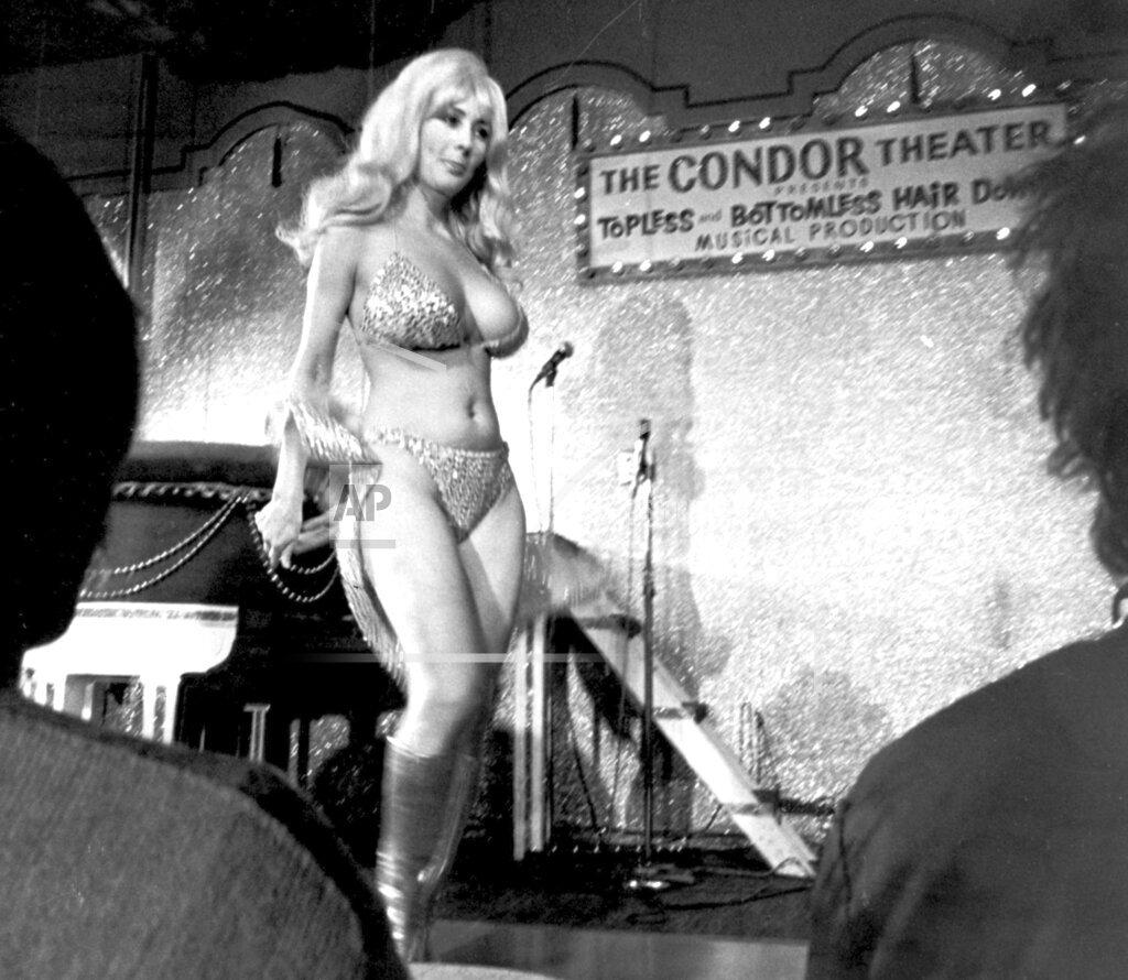 Obit Legendary Stripper
