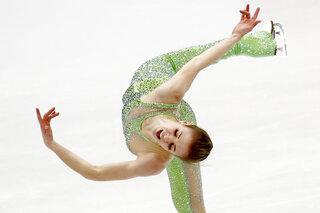 Kostner's Olympics Figure Skating