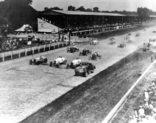 Indy 500 1922 Countdown Race 10 Auto Racing