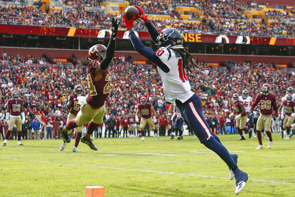 DeAndre Hopkins, Josh Norman