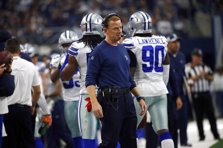 Cowboys Giants Preview Football