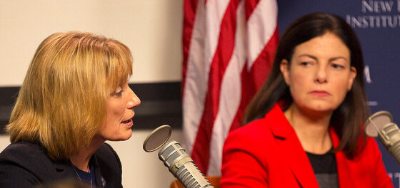 Kelly Ayotte, Maggie Hassan