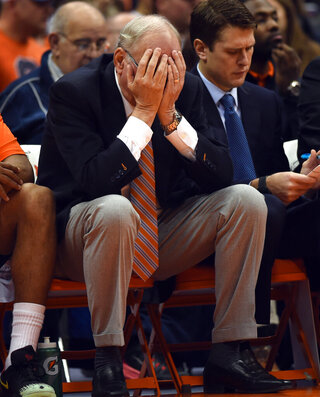 Loyola Maryland Syracuse Basketball