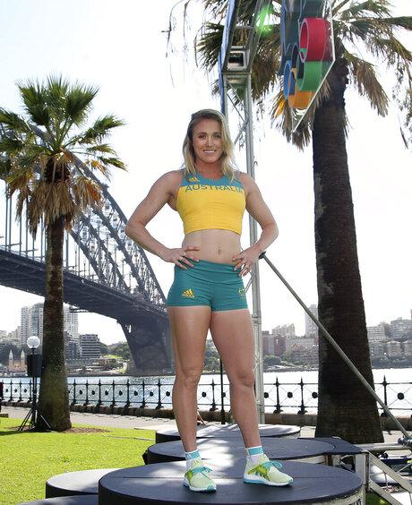 Australia Olympic Pearson Withdraws