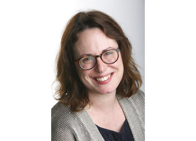 This March 2016 photo shows New York Times White House reporter Maggie Haberman. Penguin Press announced Thursday, Nov. 12, 2020 that Haberman has a deal for a yet untitled book, expected in 2022. Haberman began writing about Trump more than 20 years ago for the New York Post, and continued at the New York Daily News and Politico before joining the Times in 2015. (The New York Times via AP)
