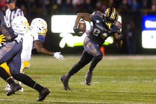 Toledo W Michigan Football