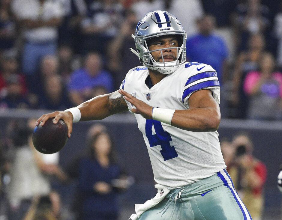 Cowboys Bye Football