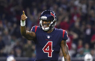 Texans Bye Football