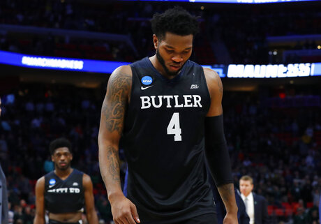 NCAA Butler Purdue Basketball