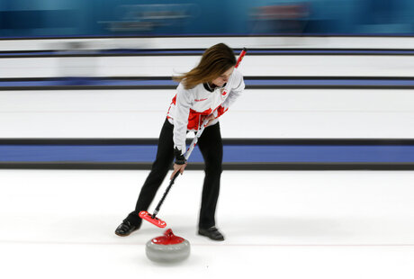 Pyeongchang Olympics Older Olympians