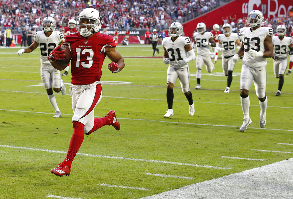 Cardinals Surprise Win Football