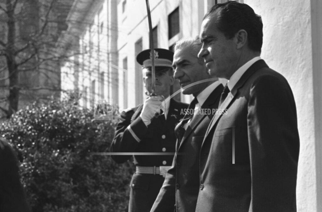 Watchf Associated Press Domestic News  Dist. of Col United States APHS200868 Richard Nixon Washington 1969