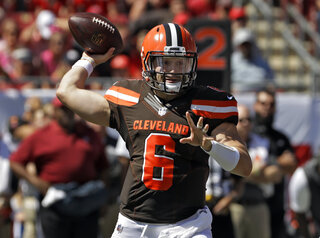 Browns Buccaneers Football