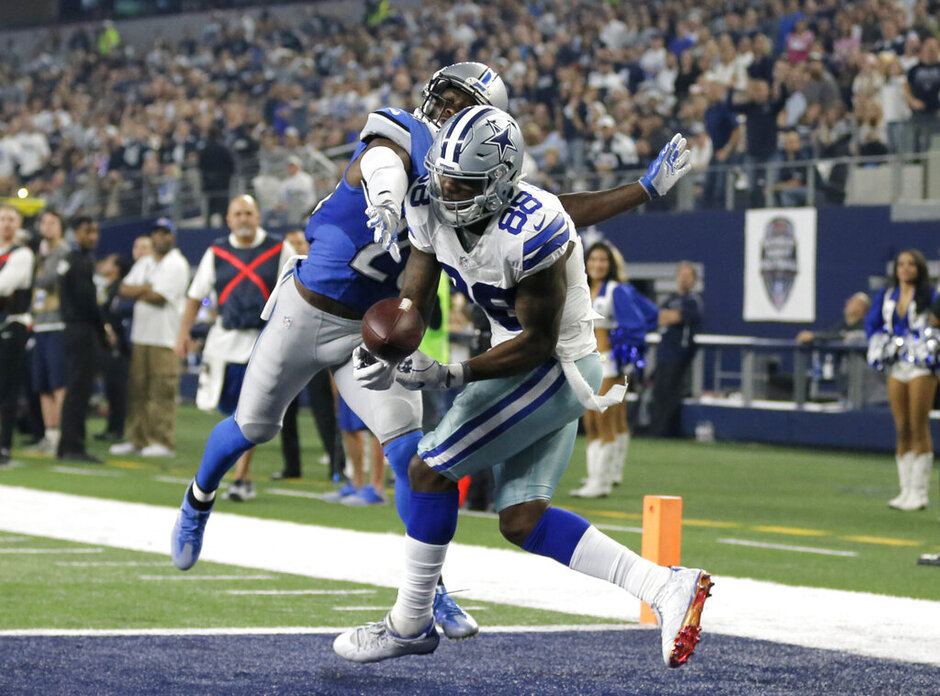 Johnson Bademosi, Dez Bryant