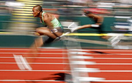 APTOPIX US Track Trials Athletics