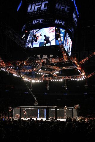 Super Bowl 2014 UFC Mission