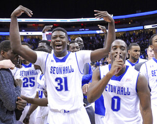 Angel Delgado, Khadeen Carrington
